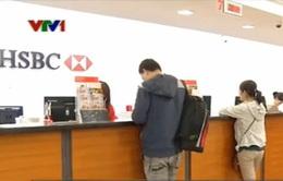 HSBC: Giảm giá VND không làm tăng nợ nước ngoài