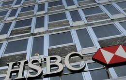 Lợi nhuận của HSBC vượt dự báo