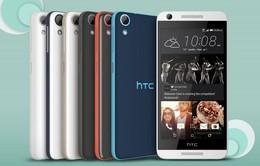 HTC ra mắt bộ tứ smartphone thuộc dòng Desire tại Mỹ
