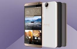 HTC One E9+ chính thức lộ diện