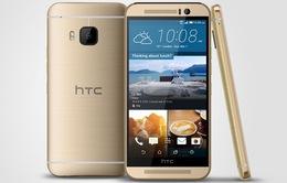 HTC One M9 bị chính hãng sản xuất nhầm với One M8