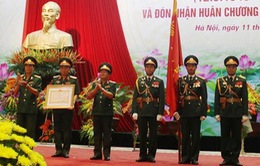 Văn phòng Bộ Tổng Tham mưu nhận Huân chương Bảo vệ Tổ quốc hạng Nhì