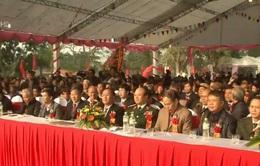 Trường Thạch Thành 1, Thanh Hóa kỷ niệm 50 năm thành lập