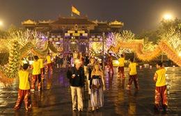 Du khách quốc tế đến Huế tăng kỷ lục