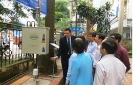 Hungary tặng Việt Nam Trạm quan trắc không khí tự động trị giá 4 tỉ đồng