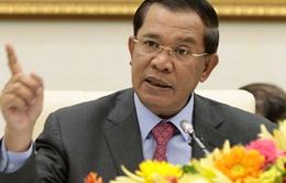 Thủ tướng Campuchia thăm chính thức Pháp