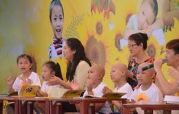 Hàng ngàn người tham gia Ngày hội hoa hướng dương vì bệnh nhi ung thư
