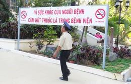 Hà Nội kiểm tra việc hút thuốc lá nơi công cộng