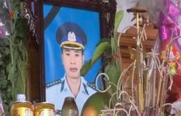 Sự hy sinh giữa thời bình của người chiến sĩ cảnh sát biển
