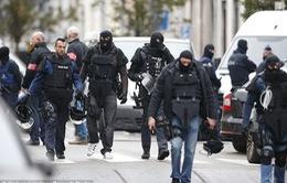 Bảo vệ an ninh nghiêm ngặt tại  Hội chợ Noel Bruxelles (Bỉ)