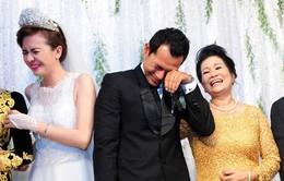 DV Huỳnh Đông bật khóc trong ngày cưới