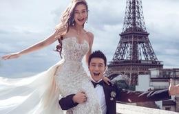 Huỳnh Hiểu Minh may mắn vì vợ làm chung nghề