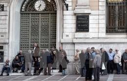 ECB nâng mức hỗ trợ khẩn cấp cho Hy Lạp thêm 2,3 tỉ Euro