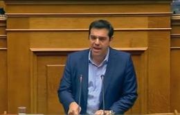 Hy Lạp: Chính phủ mới chiến thắng trong cuộc bỏ phiếu tín nhiệm