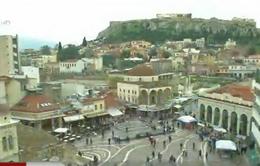 Các chính sách kinh tế khắc khổ mới sau bầu cử tại Hy Lạp