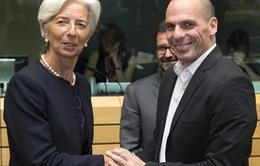 IMF tuyên bố sẵn sàng hỗ trợ Hy Lạp nếu được yêu cầu