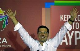 Lãnh đạo Đảng Syriza xúc tiến thành lập Chính phủ