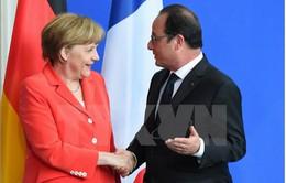 Đức, Pháp kêu gọi Hy Lạp duy trì đàm phán với chủ nợ quốc tế