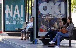 Kinh tế khó khăn ảnh hướng đến người dân Hy Lạp