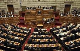 Hy Lạp thông qua ngân sách 2016