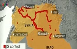 IS chiếm được vị trí chiến lược trên biên giới Syria - Iraq