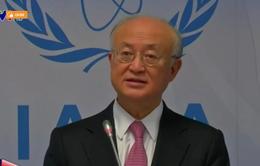 IAEA ngừng điều tra vũ khí hạt nhân đối với Iran