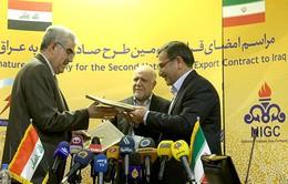 Iran ký hợp đồng cung cấp khí đốt thứ 2 cho Iraq
