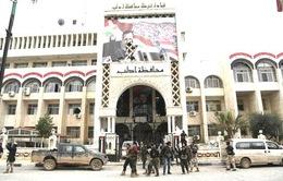 Nhóm mặt trận Nusra lần đầu chiếm thành phố Idlib