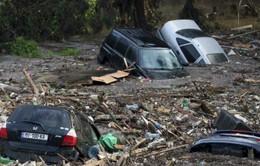 Gruzia tuyên bố để Quốc tang sau trận lũ lụt lịch sử