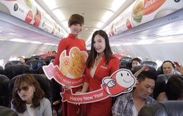 Tiêu Ngọc Linh bắt đầu công việc đại sứ thương hiệu cho AirAsia