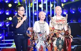 Gương mặt thân quen nhí 2015: Phương Mỹ Chi 'trọc đầu' hệt Phan Đinh Tùng