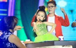 Gương mặt thân quen nhí 2015: Công chúa Barbie khiến giám khảo Hoài Linh 'hết hồn'
