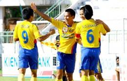 Kienlongbank tiếp tục tài trợ cho giải hạng Nhất Quốc gia và Cúp Quốc gia năm 2015