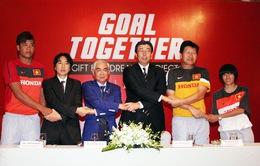 Honda Việt Nam tiếp tục là nhà tài trợ chính cho đội tuyển U23 Việt Nam