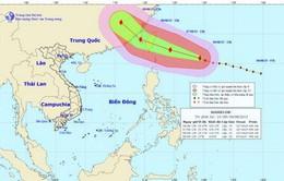 Siêu bão Soudelor gây cấp độ rủi ro thiên tai cấp 3 trên Biển Đông