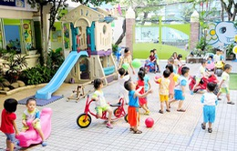 TP. HCM: Thêm 23 trường mầm non cho trẻ