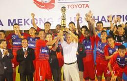 VTV6 trực tiếp bán kết Mekong Club giữa Bình Dương và Boeung Ket Angkor