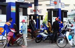 Giá dầu giảm, giá xăng giữ nguyên