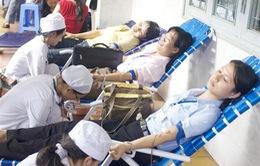 """1.500 tình nguyện viên tham gia ngày hội hiến máu """"Tình người Tây Nguyên"""""""