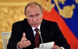 Tổng thống Nga khẳng định ủng hộ thỏa thuận Minsk