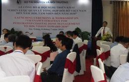Triển khai chiến lược quản lý tổng hợp đới bờ Việt Nam