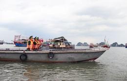 Tỉnh Quảng Trị kêu gọi tàu thuyền tránh trú bão