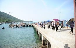Quảng Nam: Quá tải lượng khách du lịch đến đảo Cù Lao Chàm