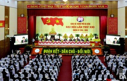 Khai mạc Đại hội lần thứ XXI Đảng bộ TP Đà Nẵng