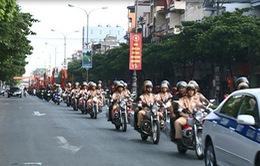Ninh Bình phát động Tháng An toàn giao thông