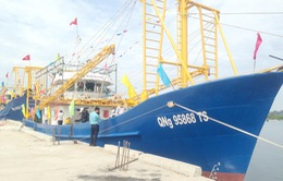 Quảng Ngãi: Thêm 6 tàu cá được vay vốn theo Nghị định 67
