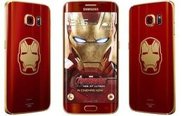 5 biến thể smartphone dành cho fan hâm mộ siêu anh hùng
