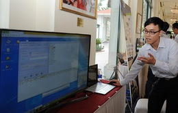 Hệ thống Bệnh viện điện tử giành giải Ba Nhân tài đất Việt 2015