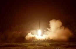 Triều Tiên phóng tên lửa đạn đạo tầm ngắn