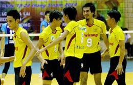 Maseco TP.HCM vô địch Cúp bóng chuyền Hùng Vương 2015